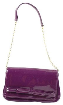 Kate Spade Patent Leather Kslm3 Shoulder Bag