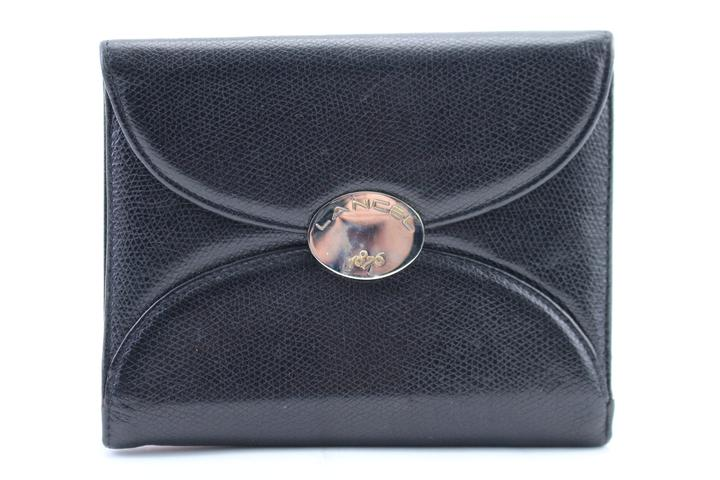 Lancel Lancel Compact Square Flap Wallet 10MR0213