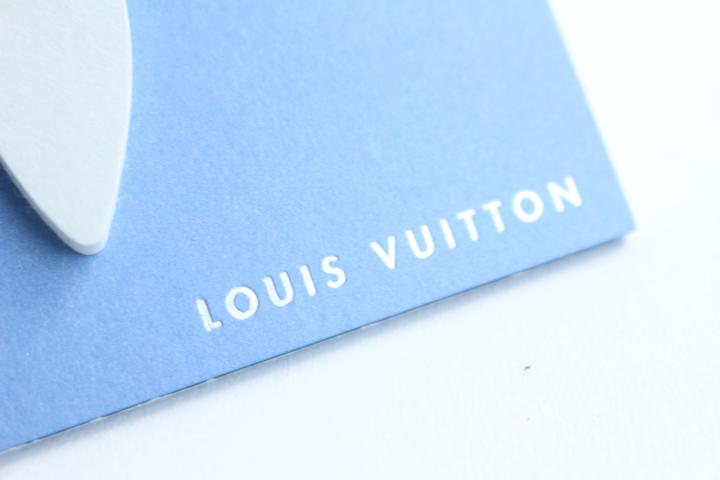 Louis Vuitton (ULTRA RARE) Cut Out Logos 7LR0510