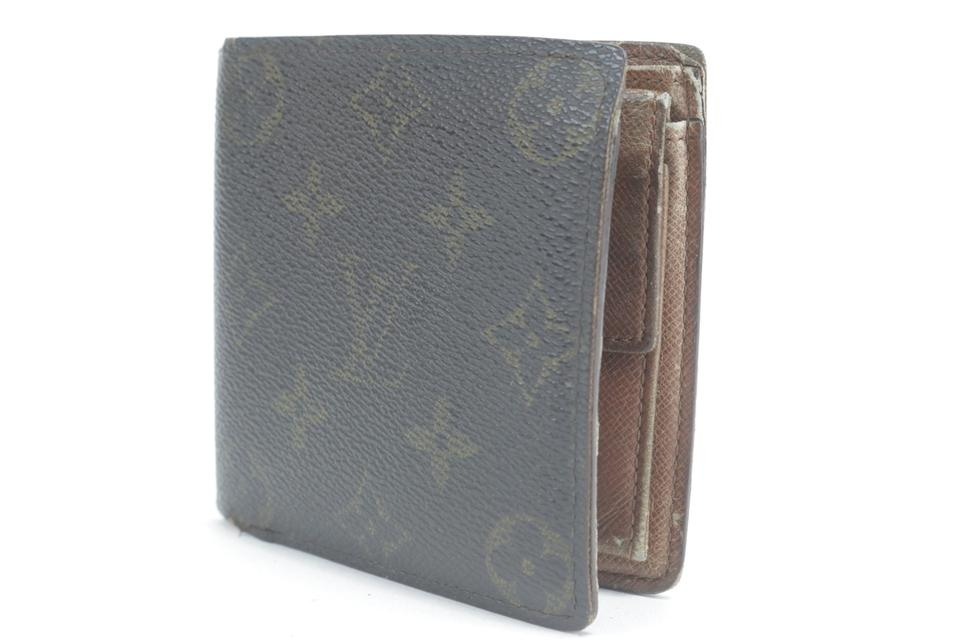 Louis Vuitton 17LK0121 Monogram Bifold Wallet