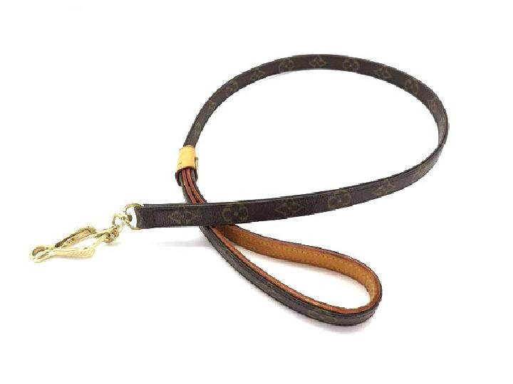 Louis Vuitton Monogram Baxter Leash 21018