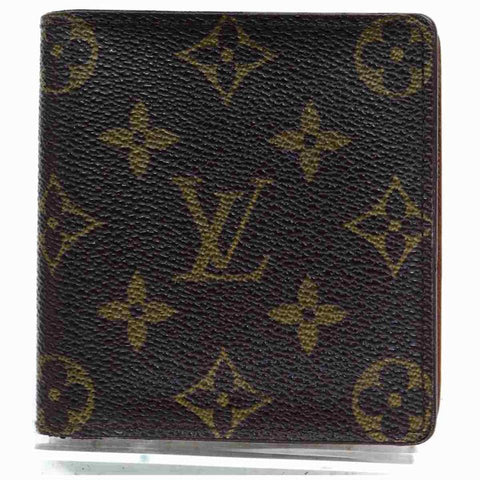 Louis Vuitton Porte Billets Cartes Monogram Men's Wallet 860506