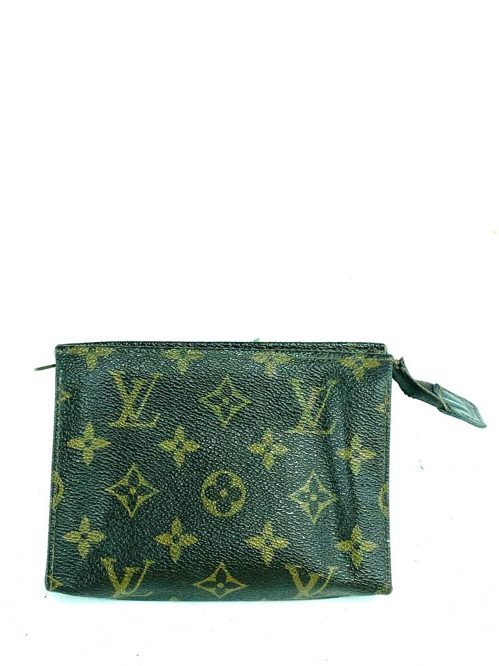 Louis Vuitton Monogram Toiletry Pouch 15 Toilette Poche 15lv618