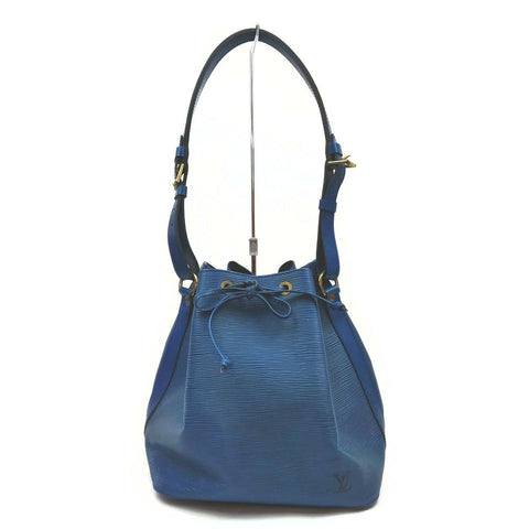 Louis Vuitton Blue Epi Toledo Petite Noe Drawstring Bucket 861212