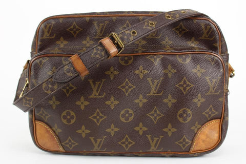 Louis Vuitton Nile Monogram Nil Messenger Bag 27lvs1231