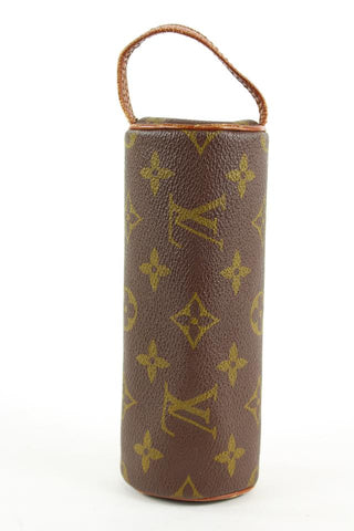 Louis Vuitton Monogram Golf Etui Ball Case 3lvs1228