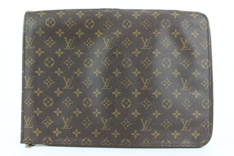 Louis Vuitton Monogram Poche Documents Briefcase 862608