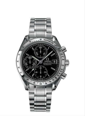 Omega 38mm 3513.5 Speedmaster Chronograph Watch 860832