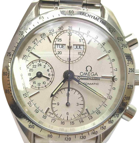 Omega 40mm 3521.30 Speedmaster Watch 861257