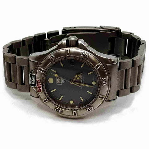 TAG Heuer 37mm 200m 999.213 Professional 4000 860821