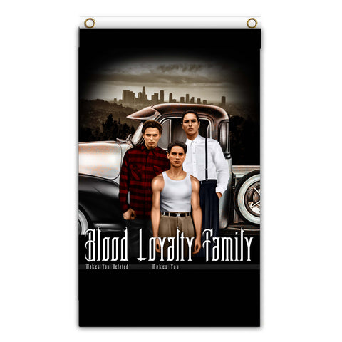 Blood in Blood Out Color Banner