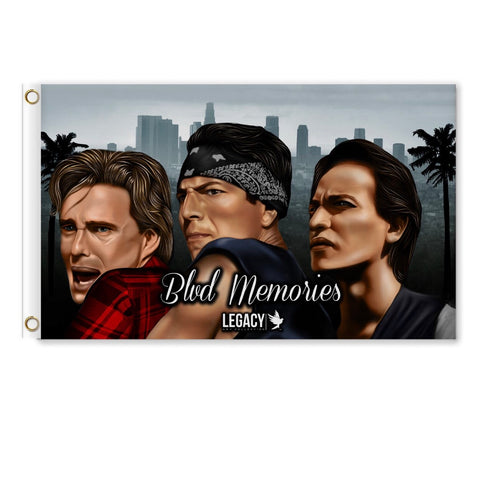 Blvd Memories color Banner
