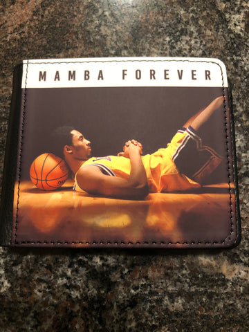 Mamba Forever Limited Edition Wallet