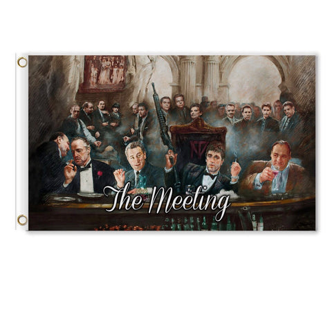 The Meeting Banner