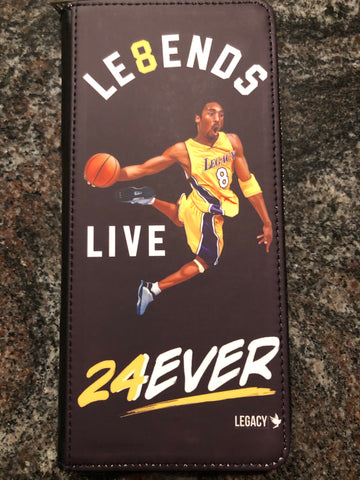 Legends Live 24 Ever Wallet