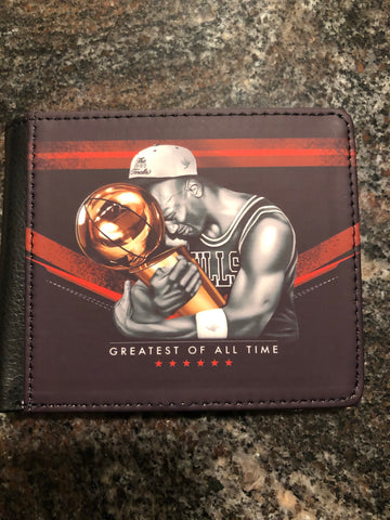 GOAT Last Dance Limited Edition Wallet