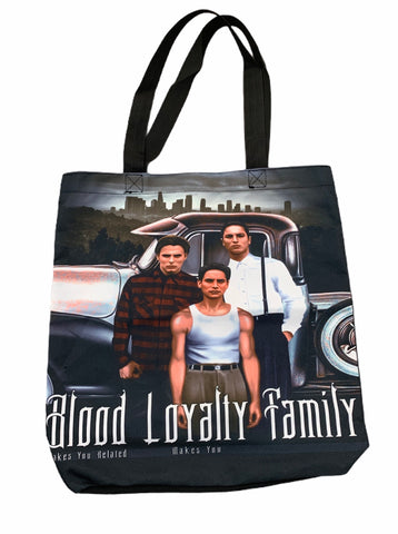Blood in Blood Out Tote Bag