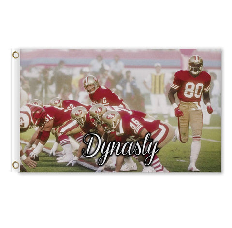 SF Dynasty 80's  Banner