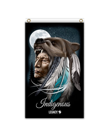 Indigenous Color Banner