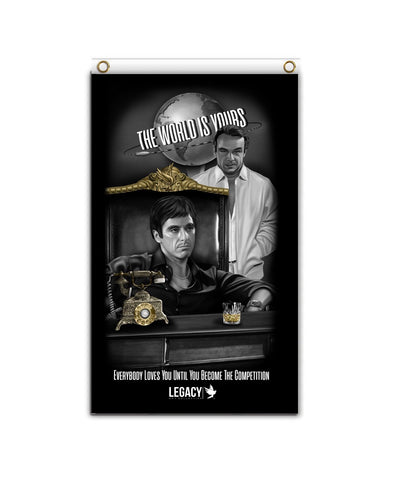 Scarface Competition Banner