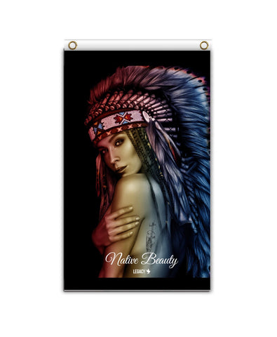 Native Beauty Banner