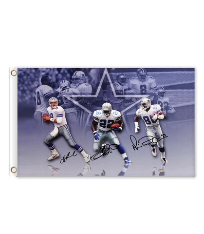Dallas Triplets Banner