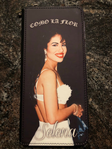 Selena Tribute Limited Edition Girls Wallet
