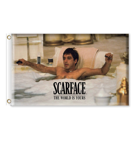 Scarface Tub Banner