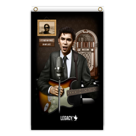 La Bamba Ritchie Banner- Color