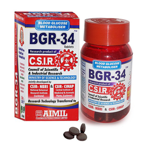 What is BGR-34?