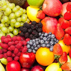 Diabetics tend to eat lots of fruits in their daily diet charts