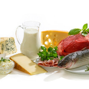 Eating food items which could cause a reaction in the stomach (milk and salt, fish and milk and so on and henceforth).