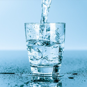 Drinking about 8-10 glasses of water can do a lot of good
