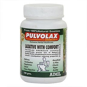 Treat constipation is through ayurvedic cures and remedies