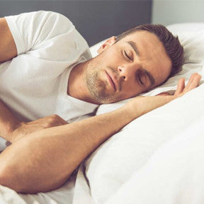 Avoid sleeping directly after a meal. It might lead to acid reflux and sour belching.