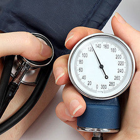blood pressure has a direct correlation with diabetes. High blood pressure goes unnoticed by most people