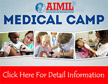 Aimil Healthcare Camps Information