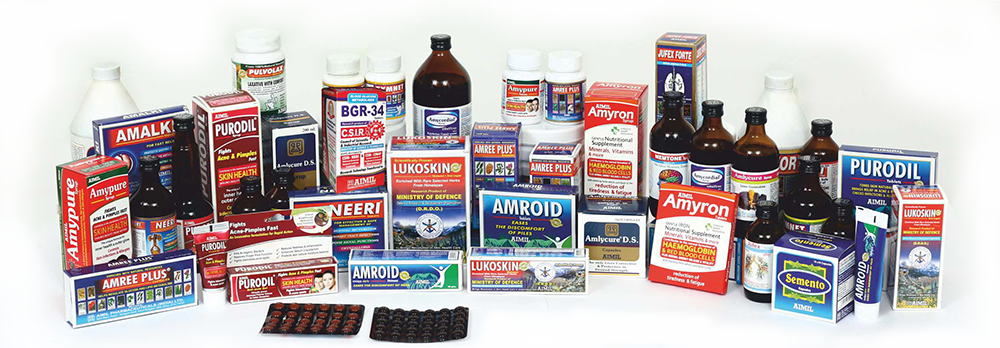 Our Brands - AIMIL Pharmaceuticals