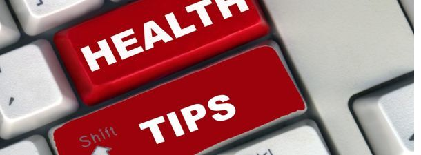 Health Tips on BGR-34 by AIMIL