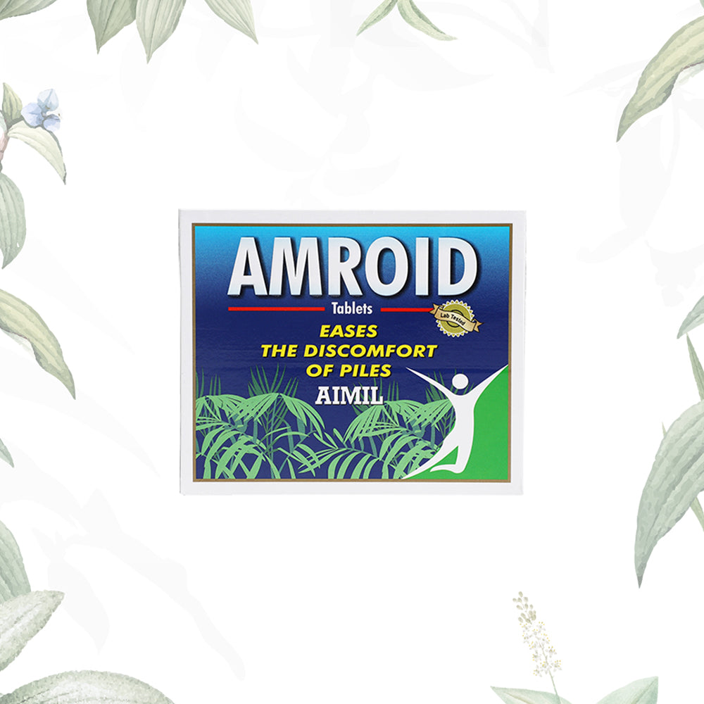 Amroid Tablet (Stock Clearance Sale)