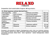 Relaxo Tablets