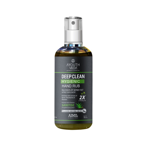Deep Clean Hygienic Hand Rub 300ml