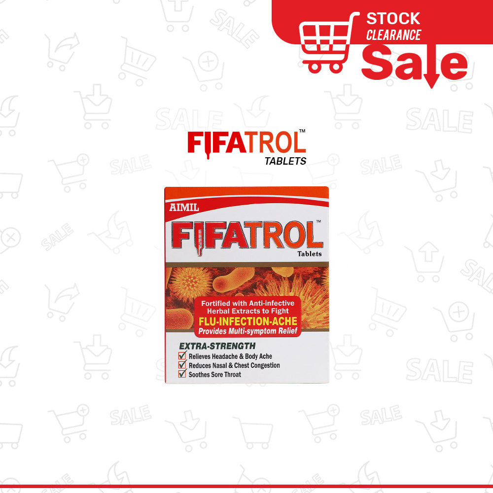 Fifatrol Tablet (Stock Clearance Sale)