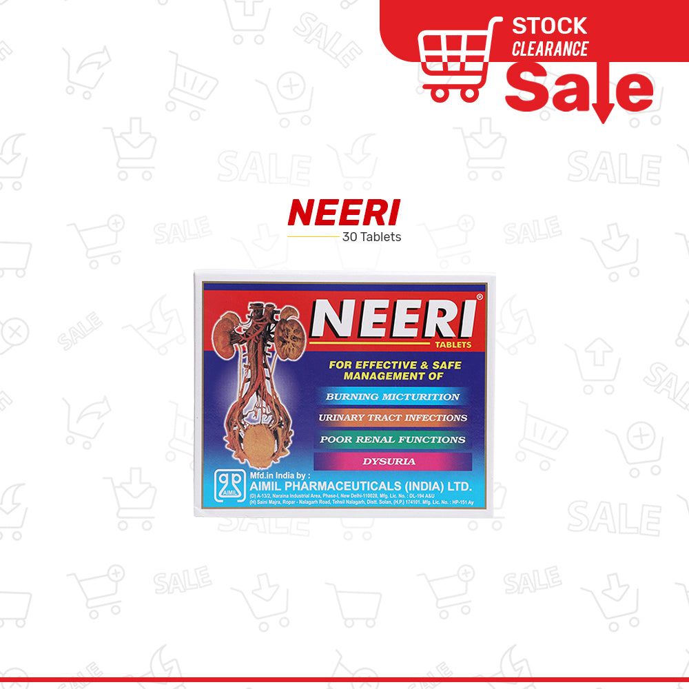 Neeri Tablet (Stock Clearance Sale)