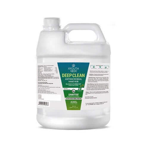 Deep Clean Anti Microbial Sanitizer (5 Litres)