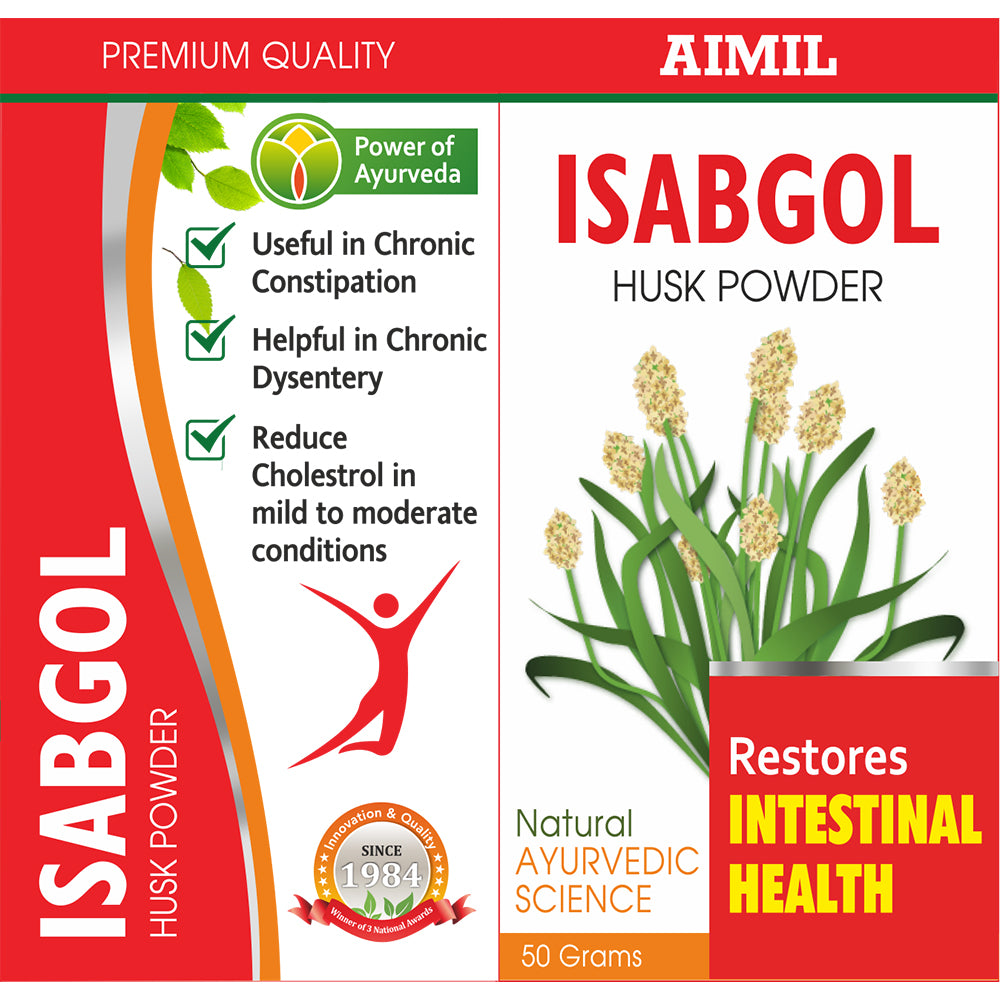 Isabgol (Husk Powder)
