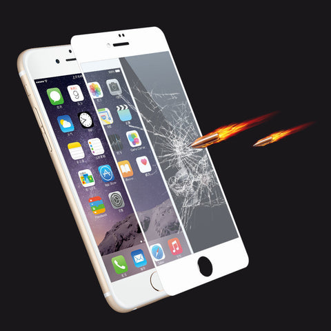 Ultra Thin Tempered Glass Full Front Screen Protector For iPhone 7 / 7 Plus