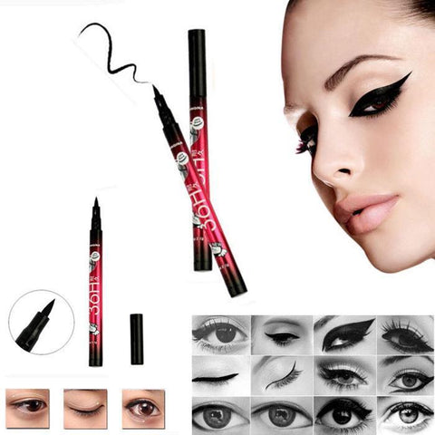 Black Waterproof Pen Liquid Eyeliner