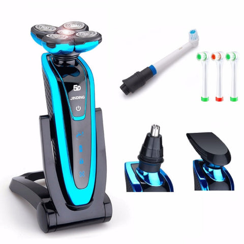Waterproof 5D Razor Electric Shaver For Men