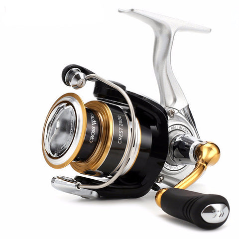 Original Daiwa Spinning Fishing Reel 5BB 5.3:1 Japanese version Front Drag Carp Fishing reel